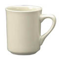 ITI 8.5 oz. American White Coffee Mug