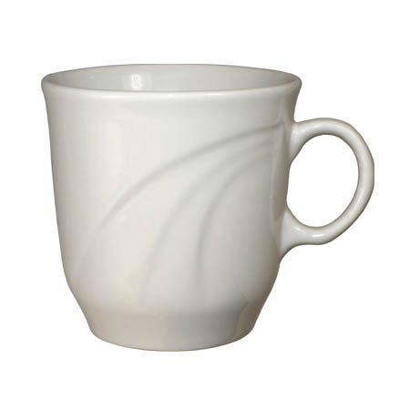 ITI York 7 oz. American White Cup