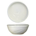 ITI York 16 oz. American White Nappie Bowl