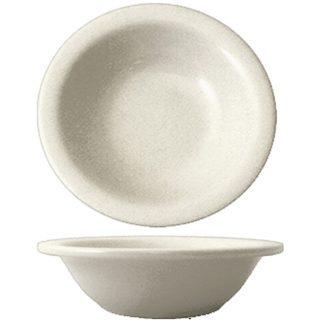 ITI Valencia 4 oz. American White Fruit Bowl