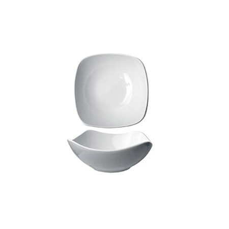 ITI Quad 46 oz. European White Bowl