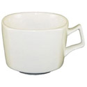 ITI Quad 8 oz. European White Cup