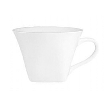 ITI Elite 7 oz. Bright White Cup