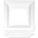 ITI Elite 16 oz. Bright White Square Soup Bowl