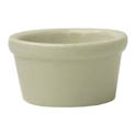 ITI 2.5 oz. White Smooth-Sided Ramekin