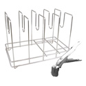 Pan Grippers, Racks & Stands