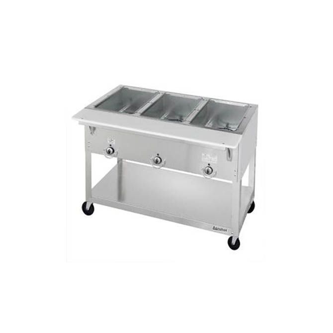 Well Electric Portable Hot Food Table - Electric hot food table