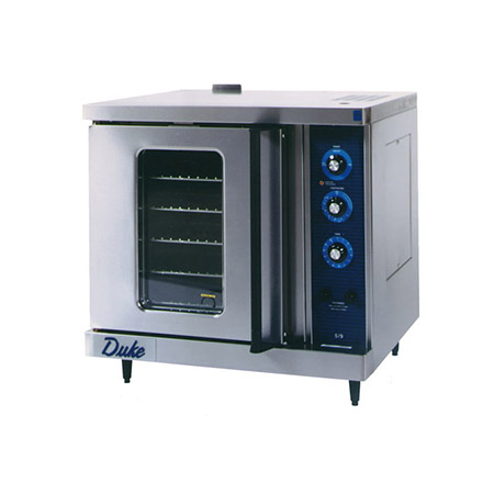 "Duke Half Size 208V Electric Countertop Convection Oven 30""W"
