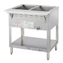 Duke 2-Well Natural Gas Water Bath Hot Food Table 30-3/8\x22W