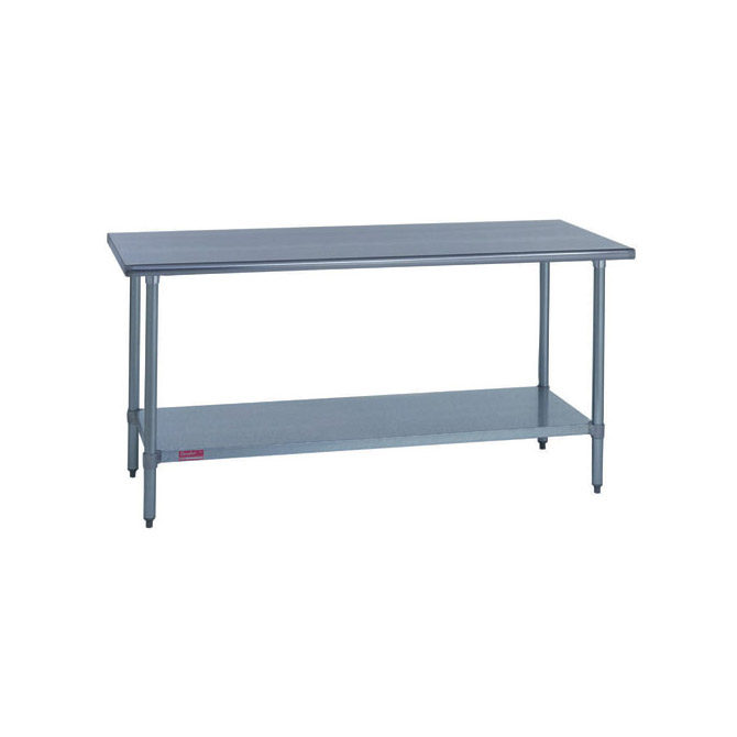 Inch X Inch Stainless Steel Work Table - Stainless steel work table with wheels