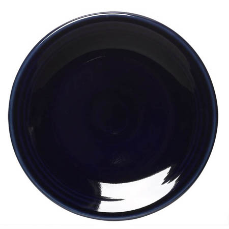 "Homer Laughlin Fiesta 6-1/8"" Cobalt Blue Plate"