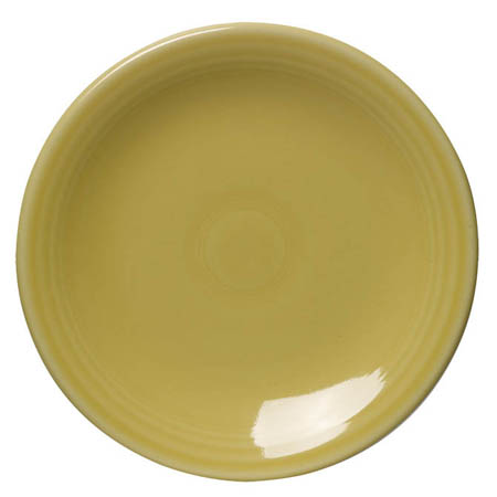 "Fiesta by Homer Laughlin 6-1/8"" Sunflower Plate"