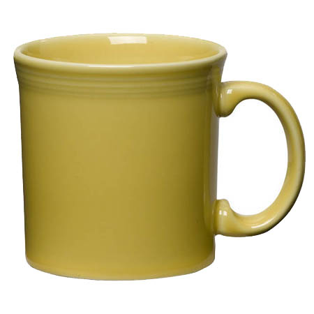 Homer Laughlin Fiesta 12 oz. Sunflower Yellow Coffee Mug