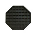 Update 6\x22 Black Octagon Drip Tray
