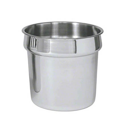 11-Quart Stainless Steel Vegetable Inset Pan