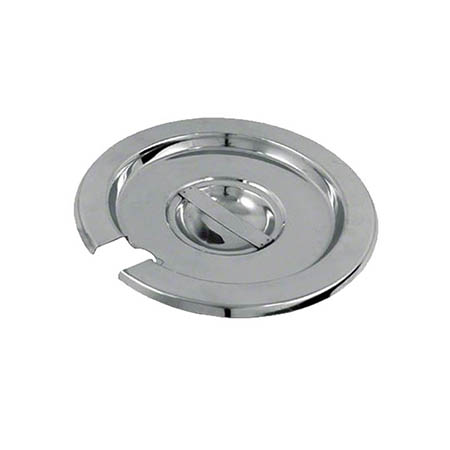 Slotted Cover for 4-Quart Stainless Steel Vegetable Inset Pan