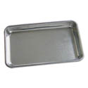 "Update International 1/8-Size Aluminum Sheet Pan 10"" x 6"""