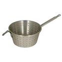 4-Quart Aluminum Pan Strainer