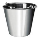 13-Quart Stainless Steel Bucket