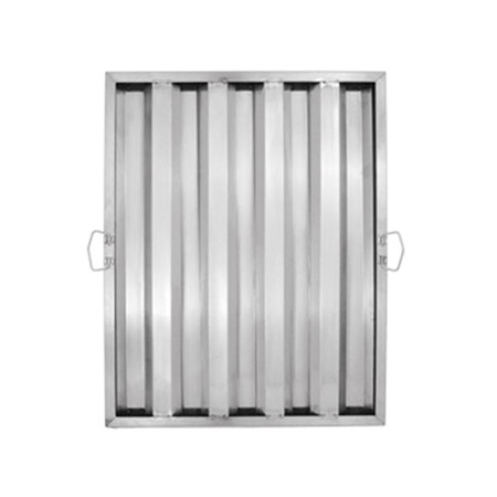 "Stainless Steel Hood Filter 16""W x 20""H"