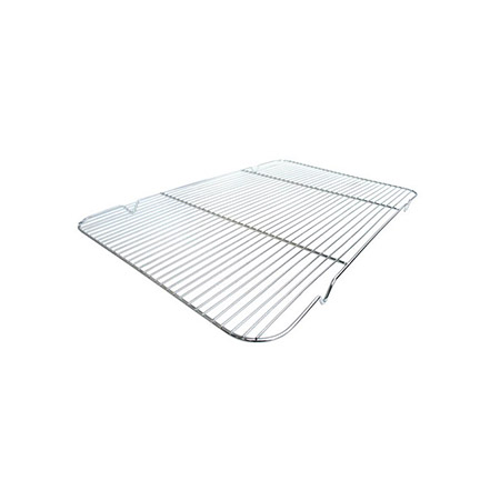 "Footed Wire Cooling Rack with Feet for Full Size Sheet Pan 16-18"" x 24-3/4"""