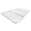 Footed Wire Cooling Rack with Feet for Full Size Sheet Pan 16-18\x22 x 24-3/4\x22