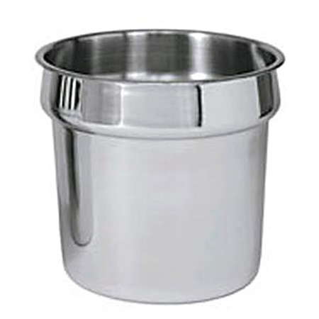 2.5-Quart Stainless Steel Vegetable Inset Pan