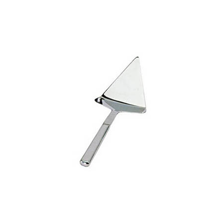 "11-3/4"" Stainless Steel Pie Server"