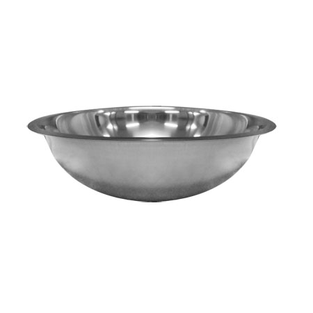 20-Quart Stainless Steel Mixing Bowl