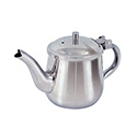 Update 10 oz. Stainless Steel Gooseneck Spout Teapot