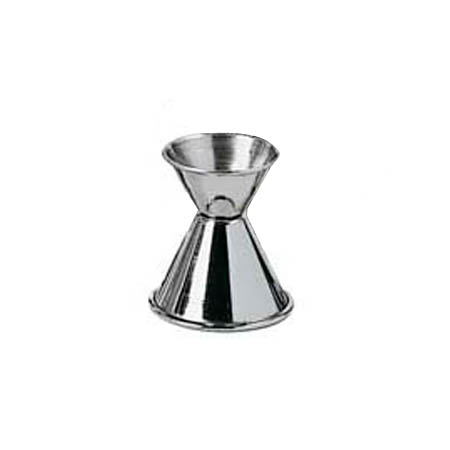 0.5 x 1 oz. Stainless Steel Jigger