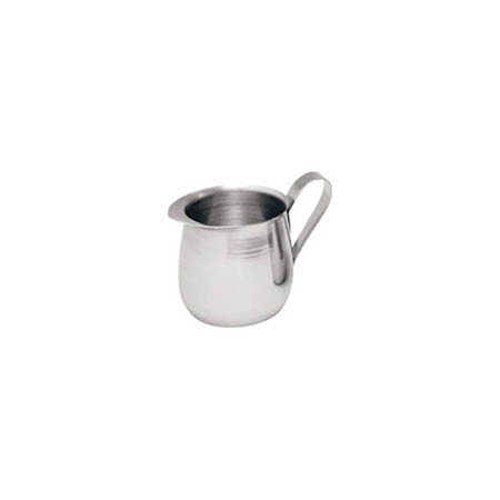 Update 3 oz. Stainless Steel Bell Creamer