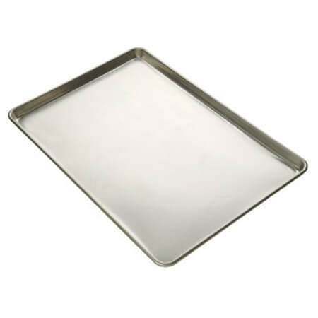 "1/4-Size Aluminized Steel Sheet Pan 9-1/2"" x 13"""