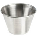 4 oz. Stainless Steel Sauce Cup