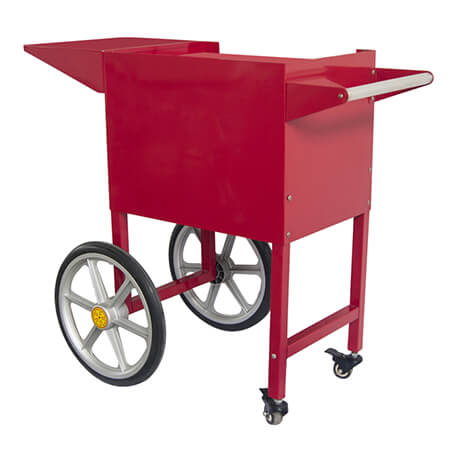 Festi'val Trolley Cart for 8 oz. Popcorn Machine