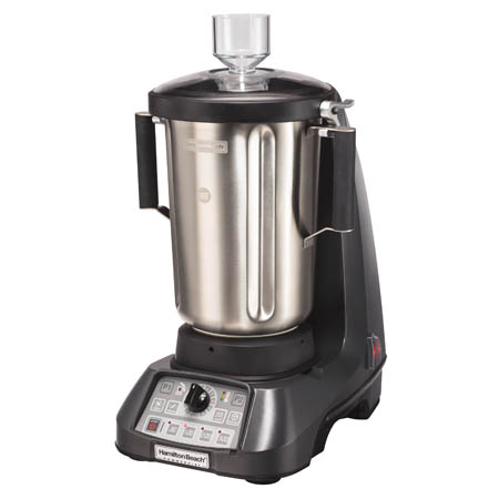 Hamilton Beach 3.5 HP Food Blender with 1-Gallon Stainless Steel Container