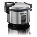 Proctor Silex 40-Cup Stainless Steel Electric Rice Cooker/Warmer