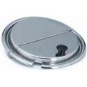 Stainless Steel Hinged Cover for 11-Quart Vegetable Inset Pan