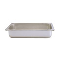 Full Size Stainless Steel Spillage Pan