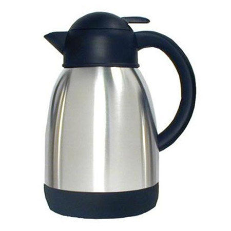 1-Liter Stainless Steel Insulated Vacuum Beverage Server