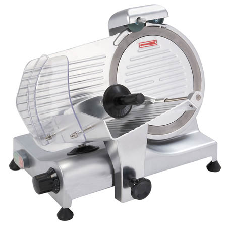 "Patriot 10"" Gravity Feed Meat Slicer"