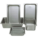 Steam Table Food Pans & Accessories