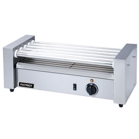 "Patriot 12 Hot Dog Roller Grill 22-3/4""W"