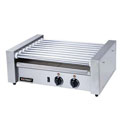 "Patriot 24 Hot Dog Roller Grill 22-3/4""W"