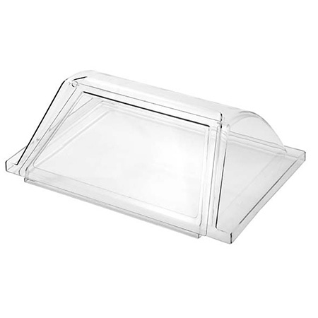 Sneeze Guard for Patriot 24 Hot Dog Roller Grill
