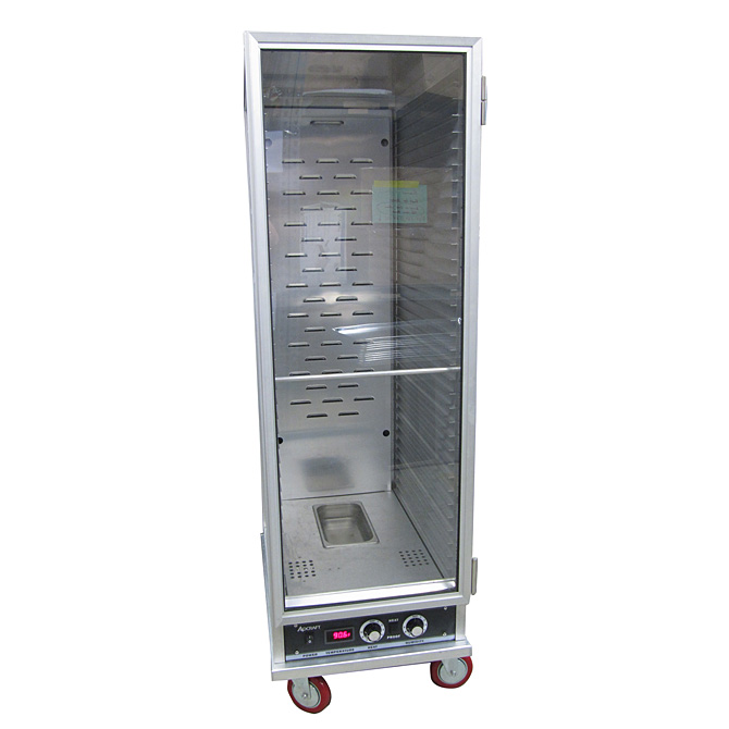 Adcraft 36 Pan Non Insulated Heater Proofer Cabinet