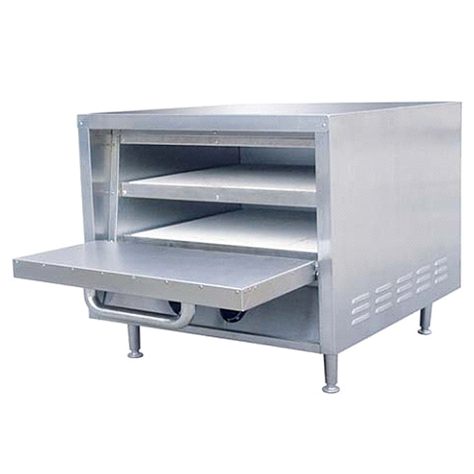 Countertop Oven Baking : Patriot 240V Countertop Baking Oven with 2 Ceramic 18