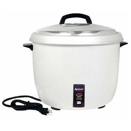 Adcraft 30-Cup Electric Rice Cooker/Warmer