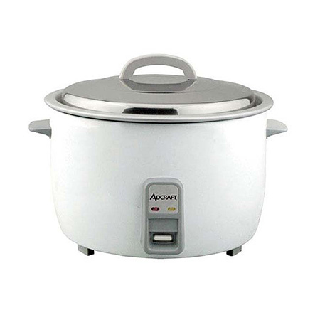 50-Cup Electric Rice Cooker/Warmer