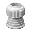 Standard Plastic Coupler for Tubes